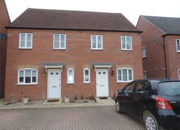 Thumbnail 3 bed semi-detached house to rent in Saltern Drive, Spalding, Lincolnshire