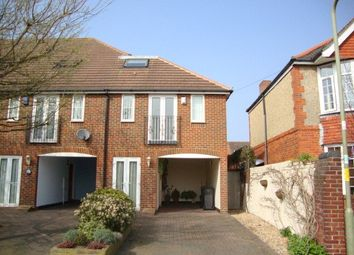 Thumbnail 3 bed town house to rent in Grove Avenue, Gosport