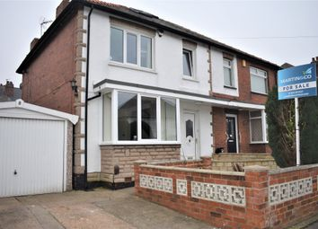 Thumbnail 3 bed semi-detached house for sale in Bowling Avenue, Wrenthorpe, Wakefield