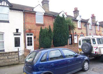 Thumbnail 2 bedroom terraced house to rent in All Saints Road, Northfleet, Gravesend