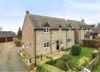 Thumbnail 5 bed detached house to rent in Trenchard Road, Stanton Fitzwarren, Wiltshire