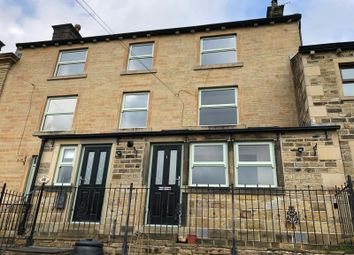 Thumbnail 2 bedroom terraced house to rent in 1 New House Farm, Shaw Lane, Hinchliffe Mill