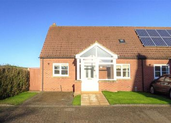 Thumbnail 2 bed bungalow for sale in Waterhills Court, Caistor, Market Rasen