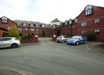 Thumbnail 2 bed flat for sale in Cedar House, Round Hill Meadow, Vicars Cross, Chester