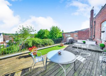 Thumbnail 2 bed flat for sale in High Street, Newport Pagnell
