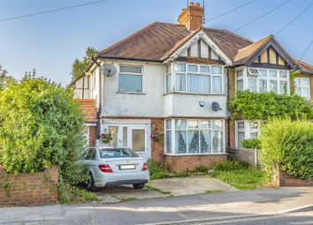 Thumbnail 1 bed flat for sale in North View, Pinner