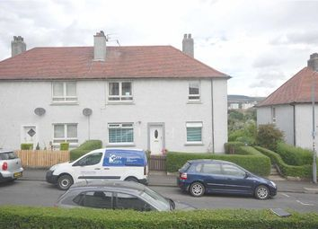 Thumbnail 2 bed flat for sale in Holly Street, Clydebank