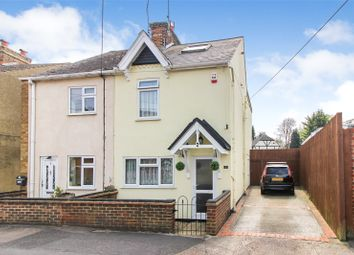 Thumbnail 4 bed semi-detached house for sale in Essex Road, Halling, Kent