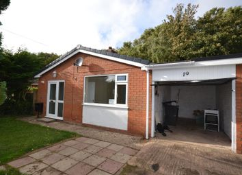 Thumbnail 3 bed bungalow for sale in Ffordd Celyn, Sychdyn, Mold