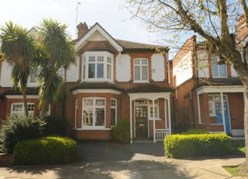 Thumbnail 4 bed semi-detached house for sale in Arlow Road, Winchmore Hill, London