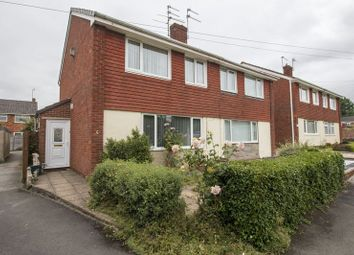 Thumbnail 3 bed semi-detached house for sale in Pine Court, Keynsham, Bristol