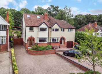 Thumbnail 3 bed semi-detached house for sale in The Slough, Studley, Nr Redditch