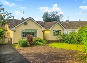 Thumbnail 3 bed detached bungalow for sale in Moyle Grove, Ponthir, Newport