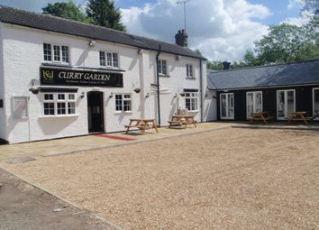 Thumbnail Pub/bar for sale in Curry Garden & Horseshoes, High Street, Leighton Buzzard, Bedfordshire