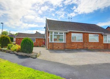 Thumbnail 2 bedroom bungalow for sale in Brendale Avenue, Hillheads Estate, Newcastle Upon Tyne