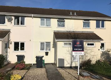 Thumbnail 2 bedroom terraced house for sale in Rosewell Close, Honiton
