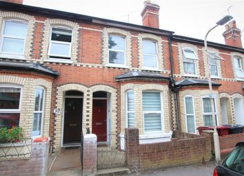 Thumbnail 3 bed terraced house for sale in Field Road, Reading, Berkshire