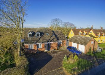 Thumbnail 4 bed detached house for sale in Pertenhall Road, Keysoe, Bedford