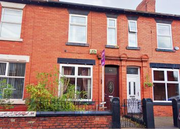 Thumbnail 2 bed terraced house for sale in Hawthorn Road, Manchester