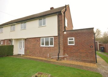 Thumbnail 3 bedroom semi-detached house to rent in Glebe Road, Barrington, Cambridge