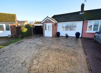 2 bed semi-detached bungalow for sale in Welbeck Close, Trimley St. Mary, Felixstowe IP11