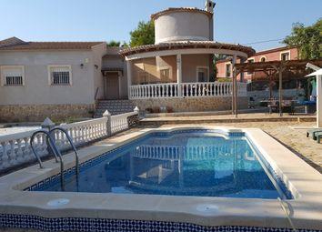 Thumbnail 3 bed villa for sale in Tomani, Mutxamel, Alicante, Valencia, Spain