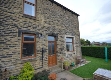 Thumbnail 2 bedroom end terrace house for sale in Chapel Street, Netherton, Huddersfield