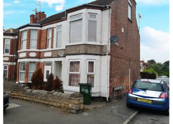 Thumbnail 2 bed flat for sale in Chandos Street, Netherfield