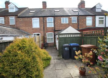 3 bed terraced house for sale in High Street, Barwell, Leicester LE9