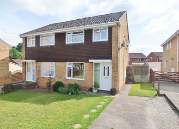 Thumbnail 3 bed semi-detached house for sale in Furness Close, Paignton