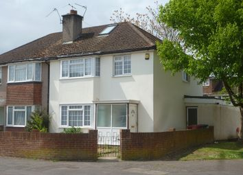 Thumbnail 3 bed semi-detached house for sale in Oldway Lane, Cippenham, Slough