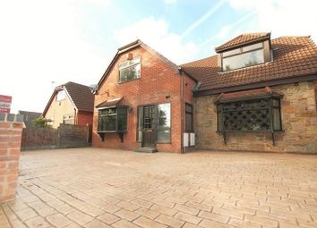 Thumbnail 4 bedroom detached house for sale in Dove Bank Road, Little Lever, Bolton