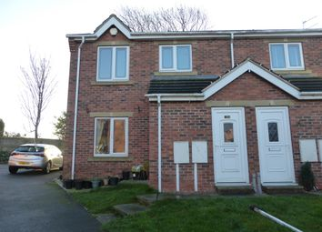 Thumbnail 2 bed flat for sale in Thornwood Close, Thurnscoe, Rotherham