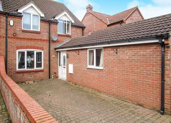Thumbnail 3 bed semi-detached house for sale in Brenda Collison Close, Dersingham, King's Lynn