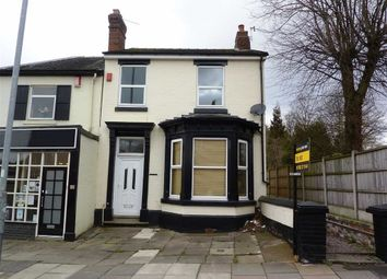 Thumbnail 3 bed flat to rent in Trentham Road, Longton, Stoke-On-Trent