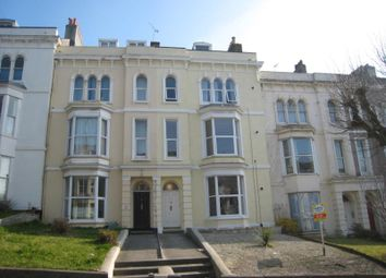 Thumbnail 2 bed flat to rent in Woodland Terrace, Greenbank Road, Plymouth, Devon