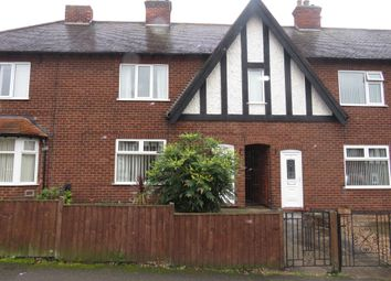 Thumbnail 3 bed terraced house for sale in Knighton Avenue, Radford, Nottingham