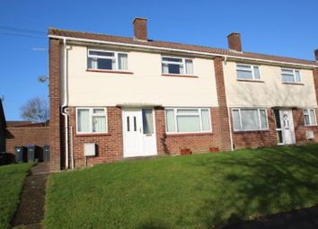 Thumbnail 3 bed end terrace house for sale in Seth Ward Drive, Bishopdown, Salisbury, Wilts
