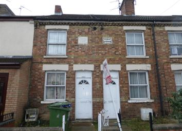 Thumbnail 2 bed terraced house for sale in Gladstone Street, Millfield, Peterborough