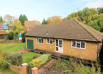 Thumbnail 3 bed detached bungalow for sale in College Lane, Hook Heath, Woking