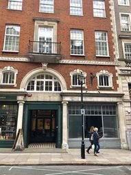 Thumbnail Retail premises to let in 2A Sackville Street, Piccadilly, London