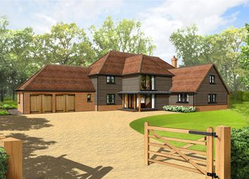 Thumbnail 5 bed detached house for sale in Silchester Road, Little London, Tadley, Hampshire