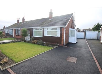 Thumbnail 2 bed terraced bungalow for sale in Greenfield Road, Thornton-Cleveleys