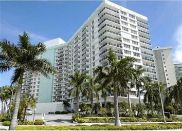 Thumbnail 1 bed apartment for sale in 3725 S Ocean Dr, Hollywood, Florida, United States Of America