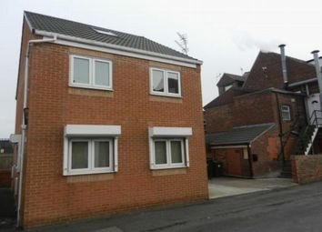 Thumbnail 1 bed flat to rent in Kings Crescent, Edlington, Doncaster