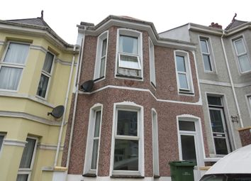 Thumbnail 2 bed flat for sale in Turret Grove, Mannamead, Plymouth