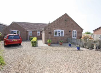 Thumbnail 4 bed detached bungalow for sale in Fen Road, Pointon, Sleaford