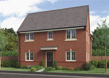 "Thumbnail 3 bed mews house for sale in ""The Waingroves"" at Parkside, Hebburn"