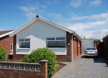 Thumbnail 3 bed detached bungalow for sale in Shearwater Crescent, Barrow-In-Furness, Cumbria