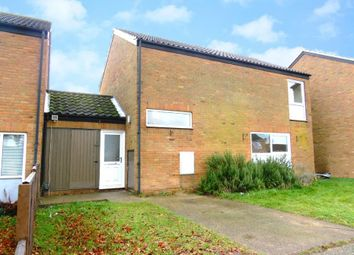 Thumbnail 3 bed link-detached house to rent in Eriswell Drive, Lakenheath, Brandon